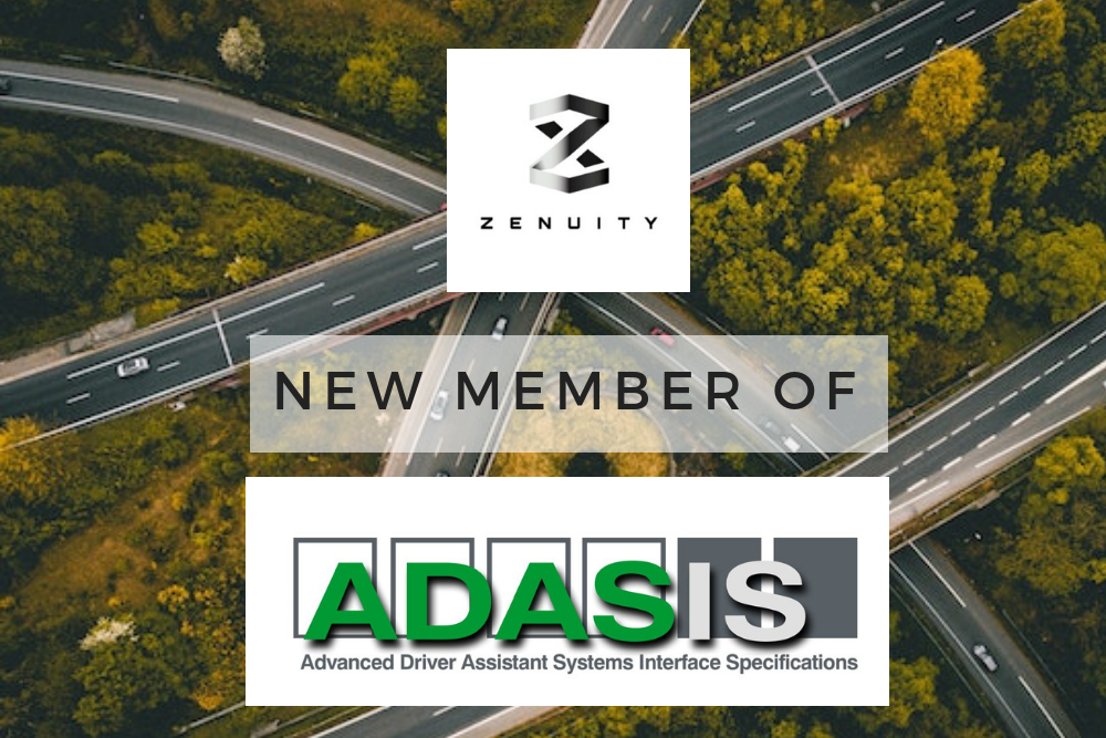 ADASIS welcomes a new Member: Zenuity