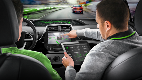 Data-driven test and validation toolchain for ADAS and automated driving