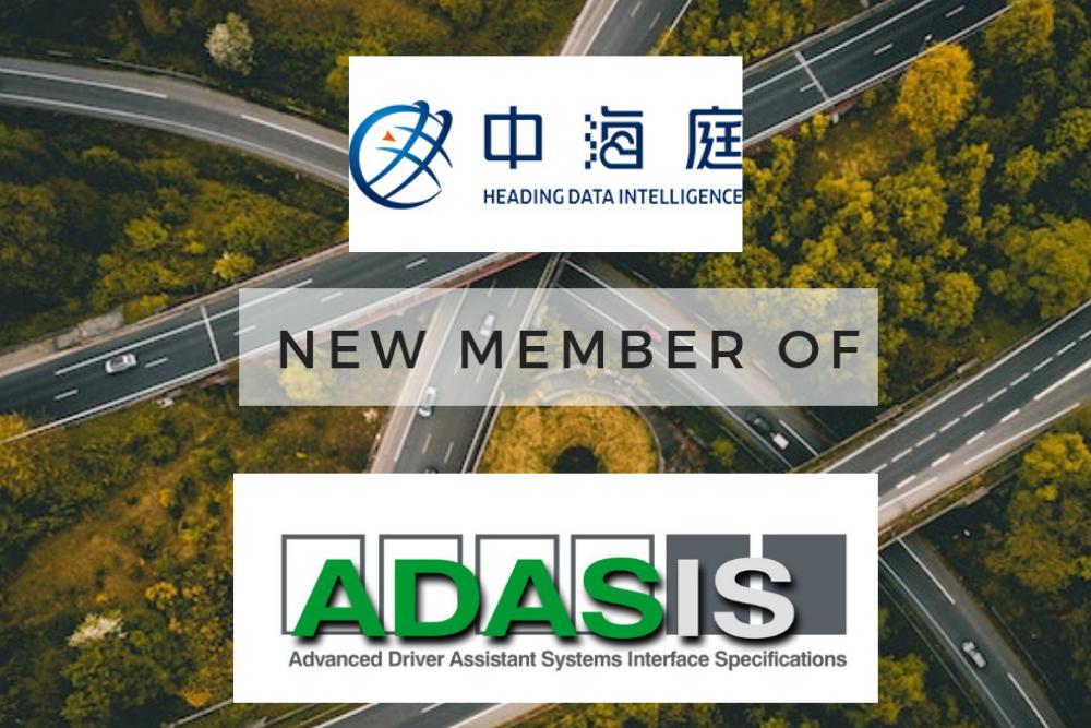 Heading Data Intelligence joins ADASIS